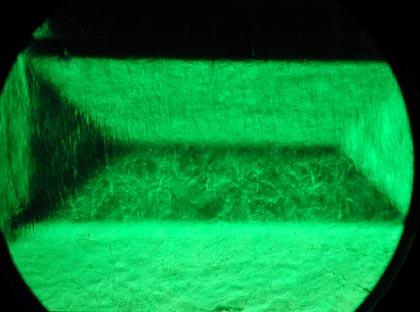 Emerald photomicrograph image
