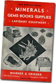 Warner & Grieger Catalog image