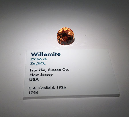 Willemite photo image