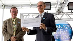 ICA Check Presentation photo image