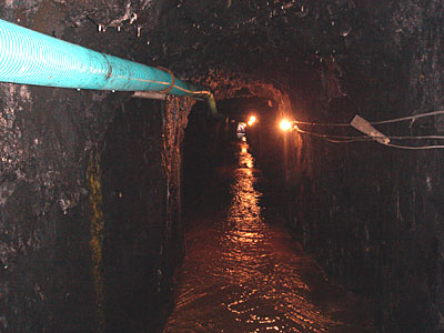 La Paz Mine Tunnel photo image