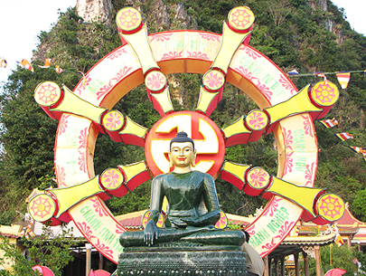 Jade Buddha photo image