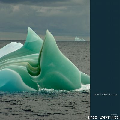 Steve Nicol's Jade Iceberg photo image
