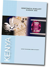 Gemstones & Jewellery in Kenya 2005 cover image