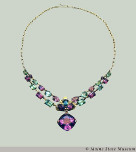 Tourmaline Necklace photo image