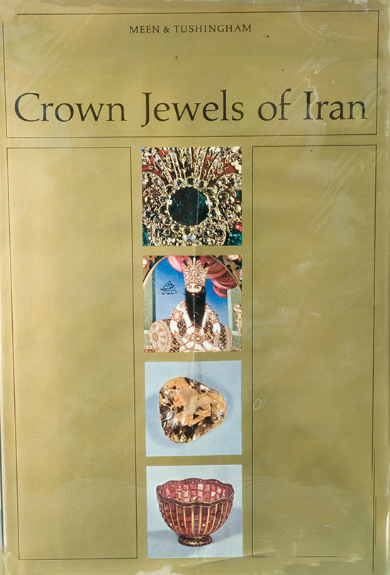 Crown Jewels of Iran cover image