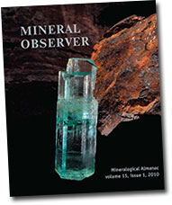 Mineralogical Almanac cover image