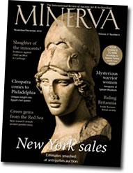 Minerva cover image