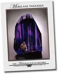 Mineralogical Record cover image