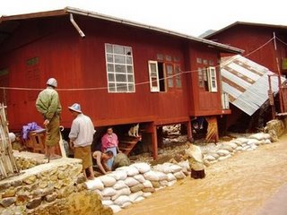 Mogok Flooding photo image