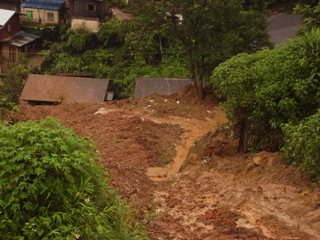 Mogok Landslide photo image
