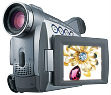 Movie Camera graphic image
