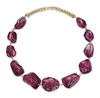 Spinel Necklace photo image