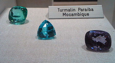 Paraiba Tourmaline photo image