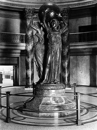 NHM Rotunda photo image