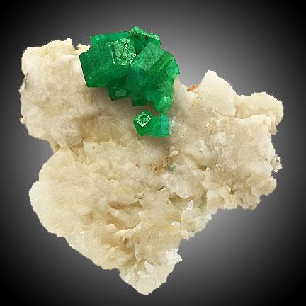 Emerald Specimen photo image