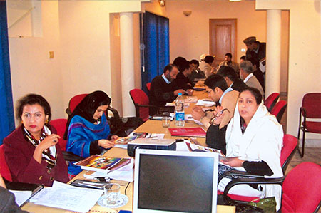 Classroom photo image