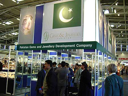 Pakistan Booth photo image