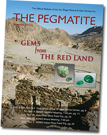 The Pegmatite cover image