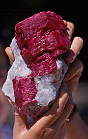 Ruby Crystal photo image