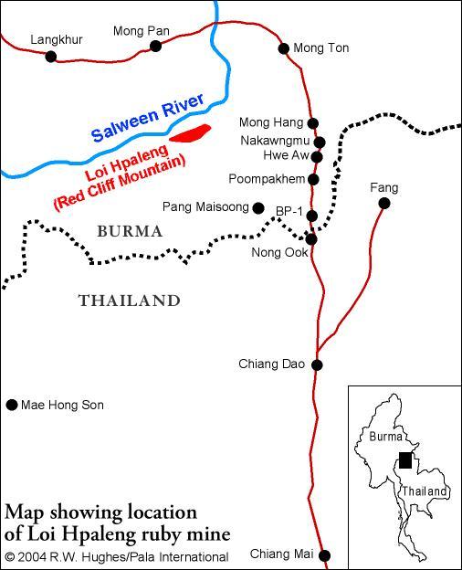Loi Hpaleng Map image