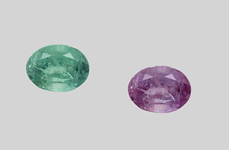 Alexandrite Color Change photo image