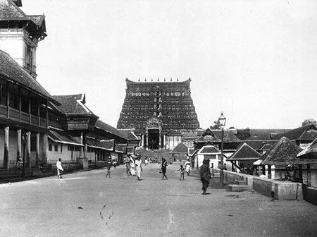 Sree Padmanabhaswami Temple photo image