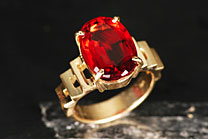 Sunstone Ring photo image
