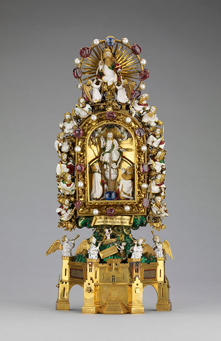 Reliquary photo image