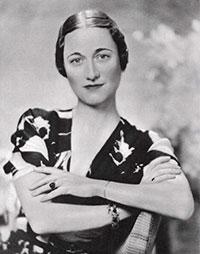 Wallis Simpson photo image