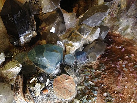 Ware Mine Specimen photo image