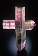 Elbaite Cross photo image