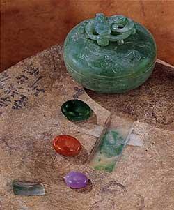 Harold & Erica Van Pelt, jade, Burma jade, Hpakan, jadeite mining, nephrite, maw-sit-sit, Burmese jade