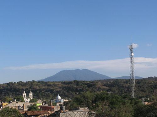 Volcano photo image