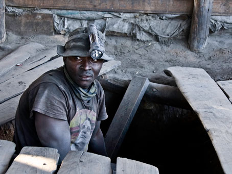 African Miner photo image