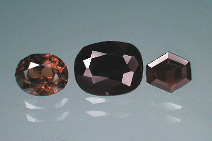 Three Faceted Painites photo image