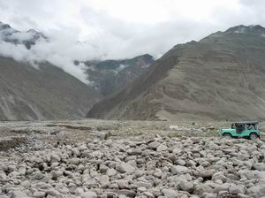 Jeep in Valley photo image