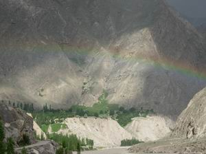 Rainbow photo image