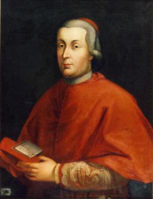 Stefano Borgia portrait