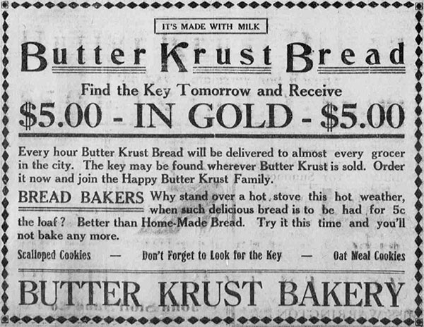 Butter-Krust ad image