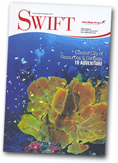 Swift cover image