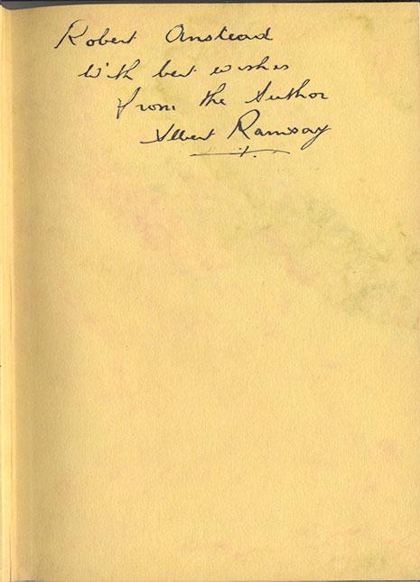 Inscription page image