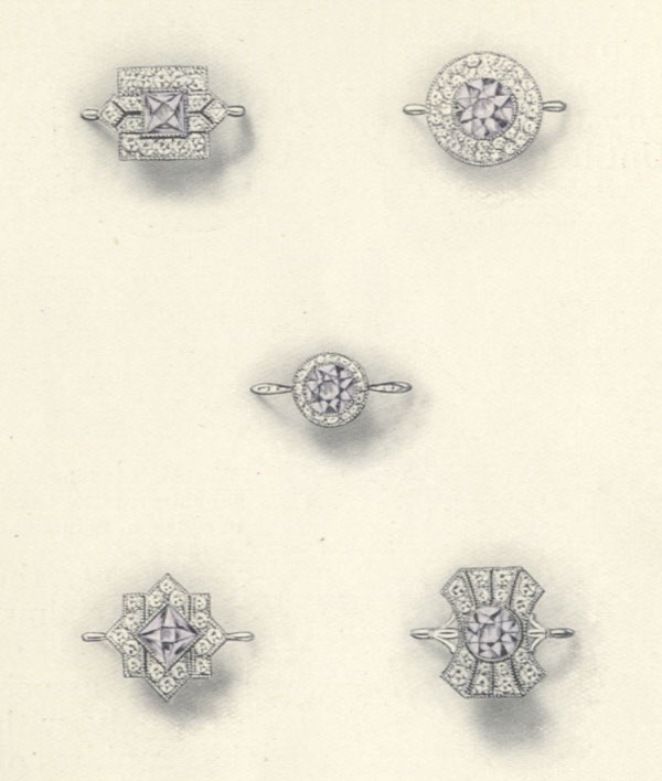 Rings illustration image