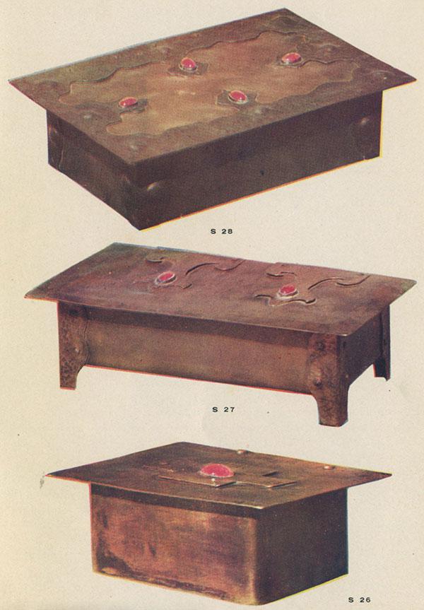 Boxes photo image