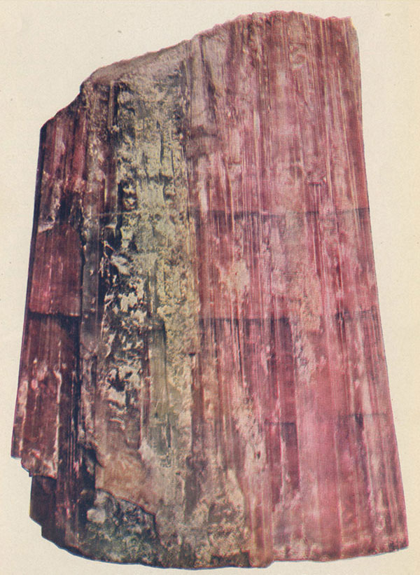 Tourmaline photo image