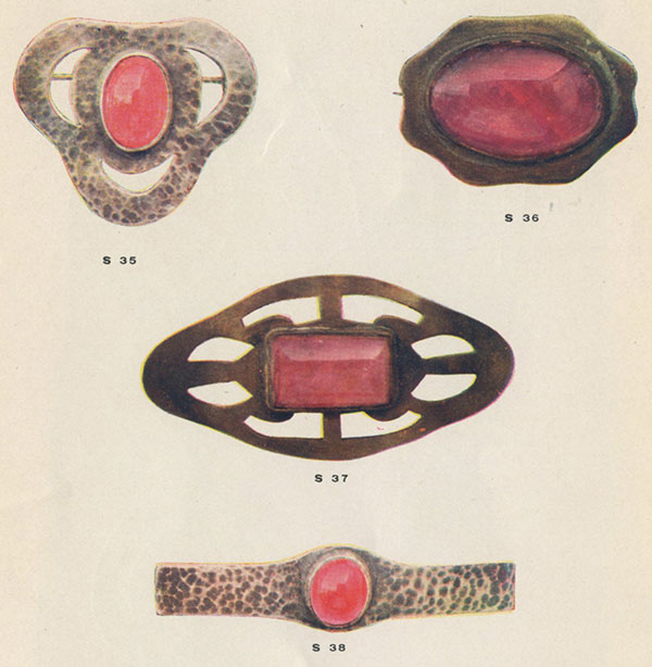 Brooches photo image