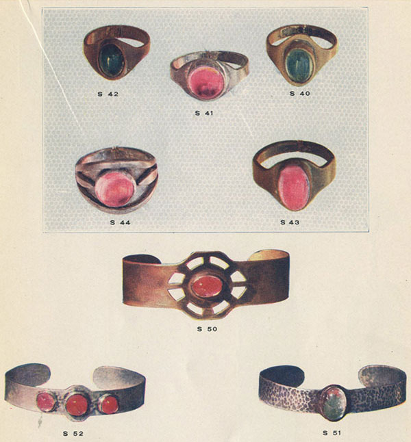 Rings and Bracelets photo image
