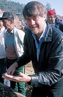 Bill Larson In Mogok photo image