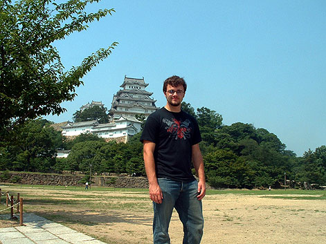 Will At Himeji Castle photo image
