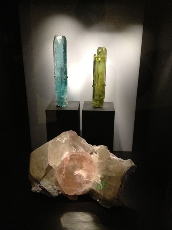 Beryl Specimens photo image